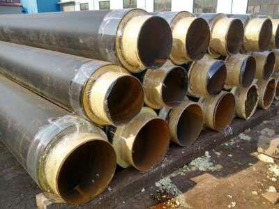 高品质聚氨酯直埋保温管厂家