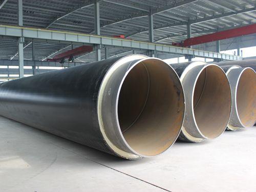 聚氨酯直埋保温管厂家价格