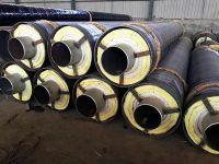 钢套钢保温管结构组成