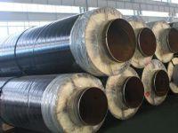 钢套钢保温管施工优势